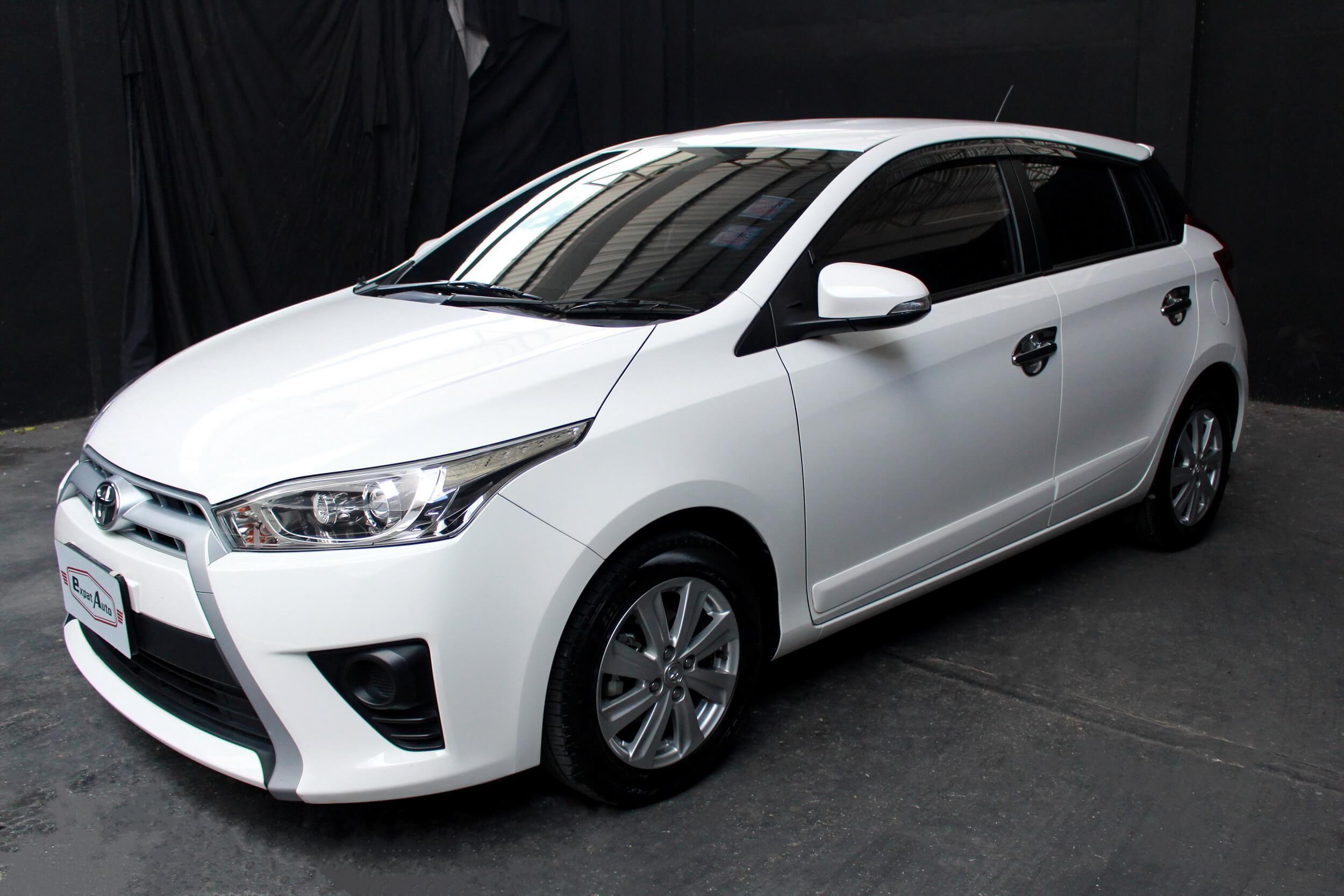 2017 Toyota Yaris 1 2 G A T Yaris Toyota Best New Cars