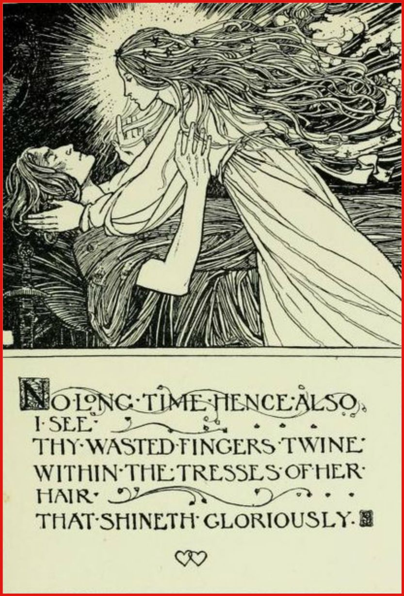 Florence Harrison ~ Early poems of William Morris