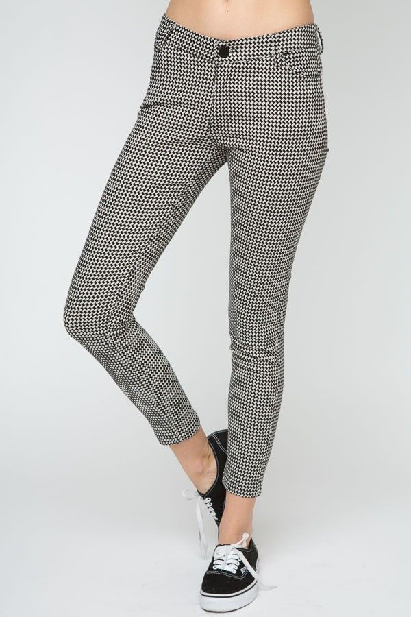 Brandy ♥ Melville | Teela High-Waisted Pants - Pants - Bottoms - Clothing