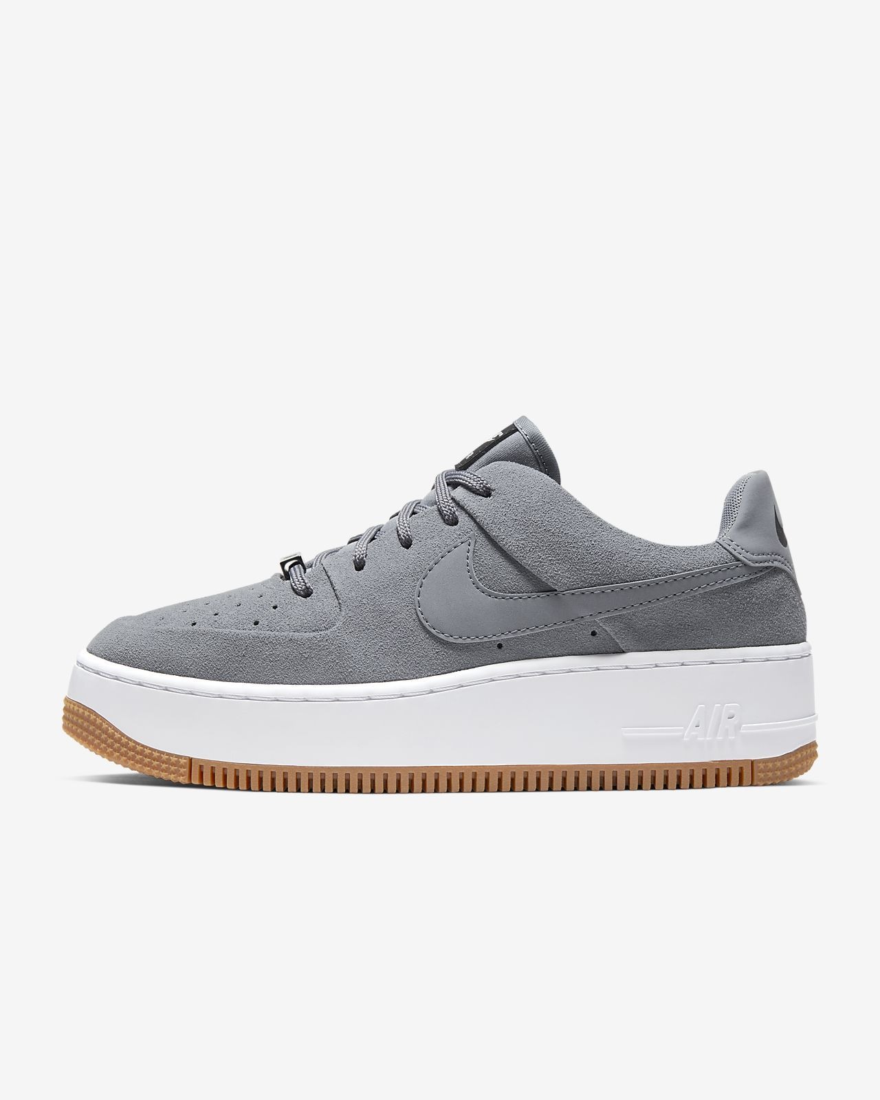 air force 1 sage grise