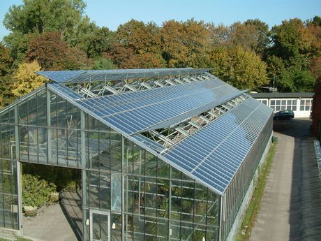 Solar Panel Greenhouse With Images Solar Greenhouse Solar
