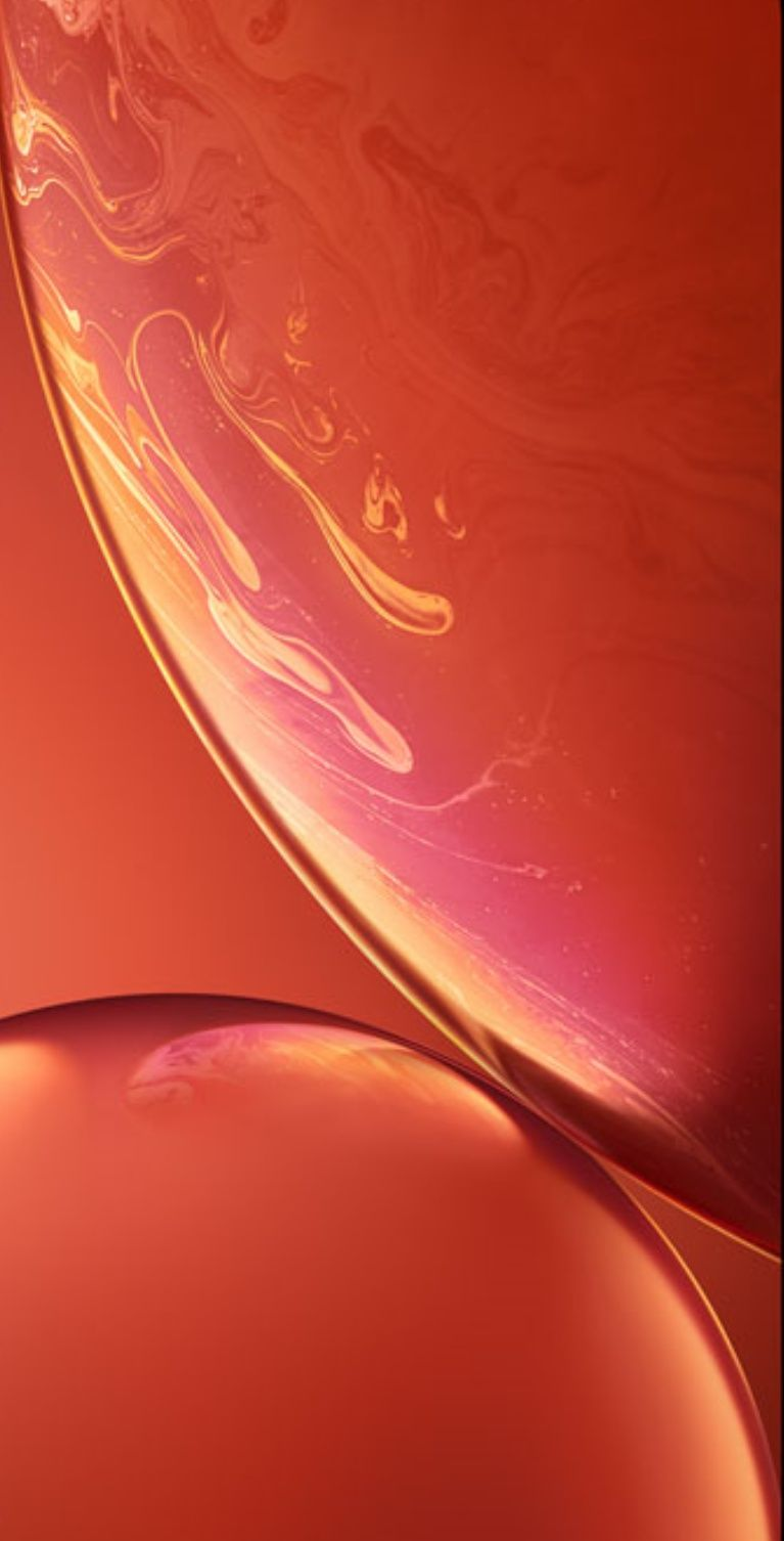 Download IPhone XS & IPhone XR Stock Wallpapers In Full HD