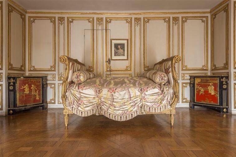 le Prince-Princesse-Château Fantaisie Rustique rideau