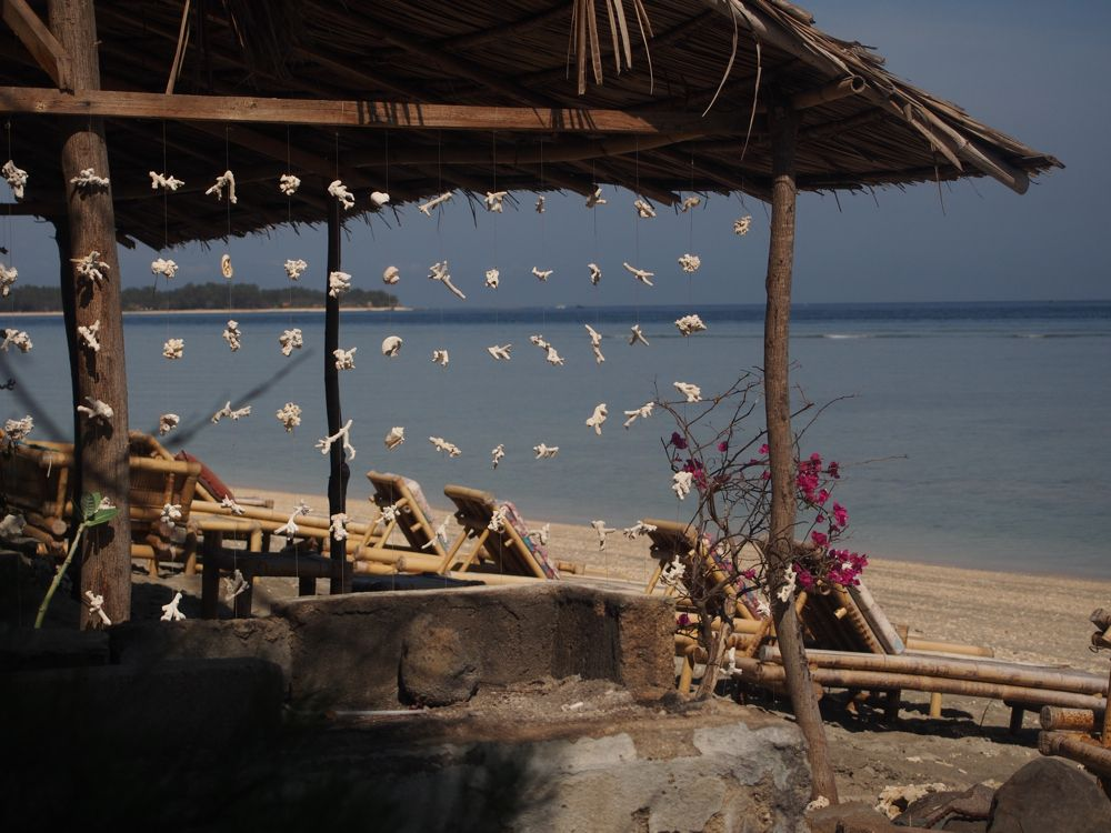 Gili Air, #Lombok, #Indonesia.  #Relax time.