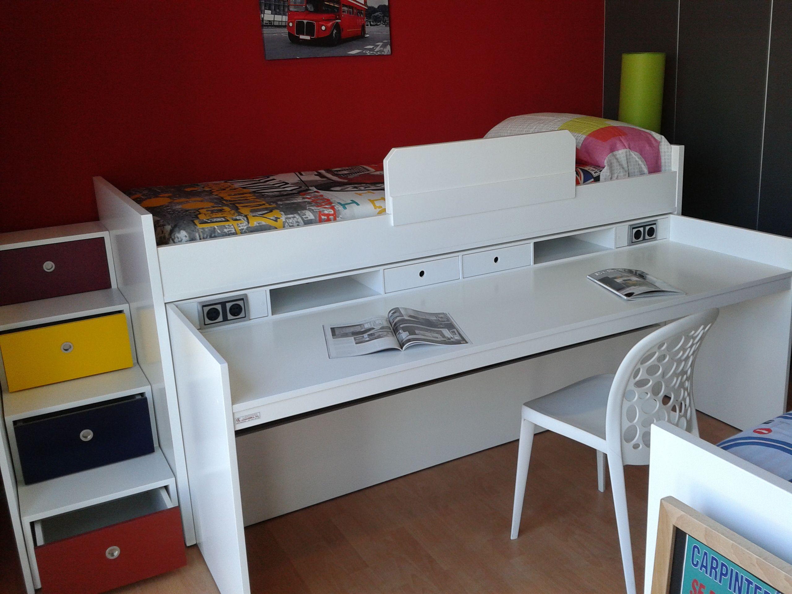 cama nido escritorio organizaci n pinterest
