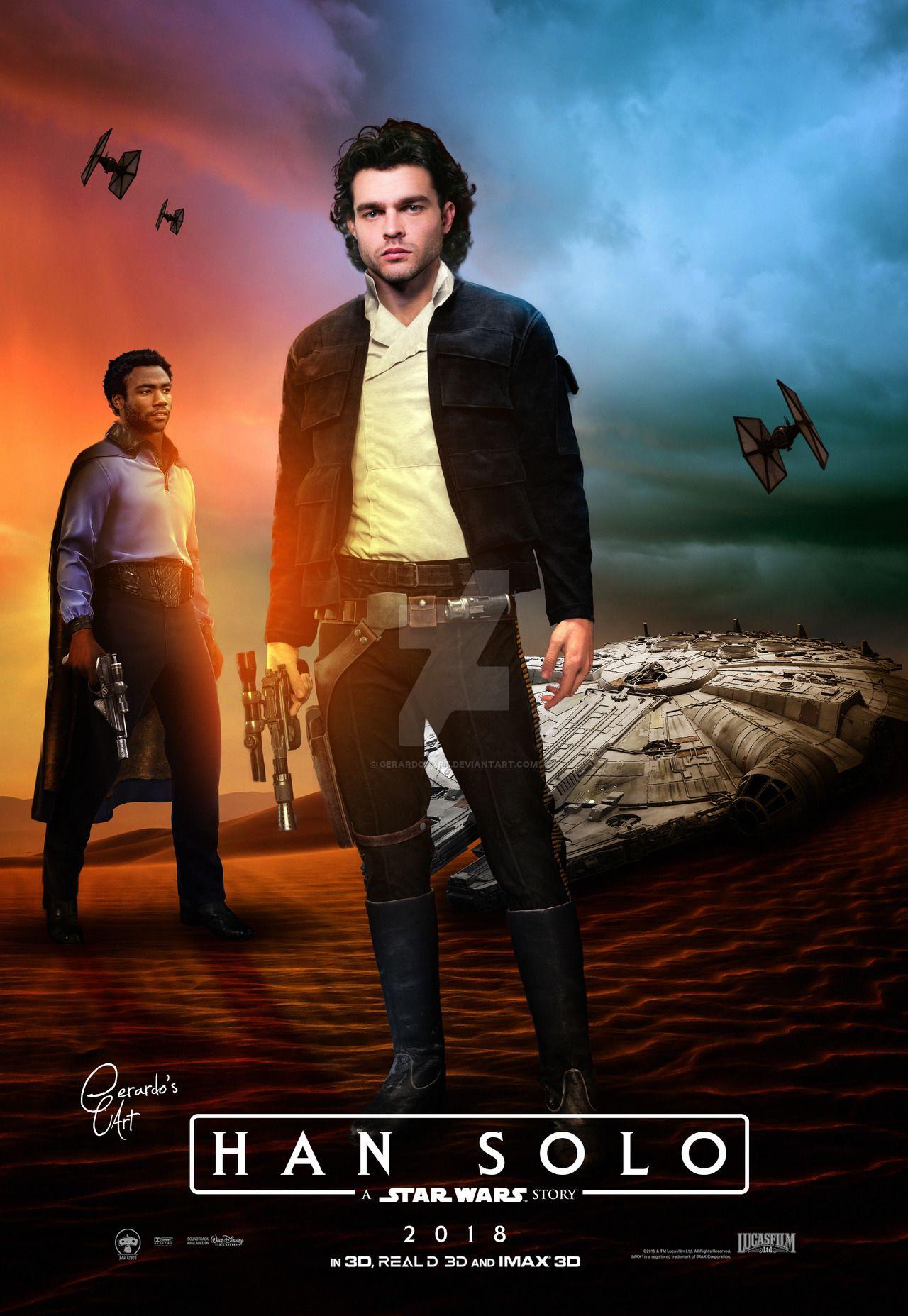 Solo: Star Wars 8 - 2018 film 22