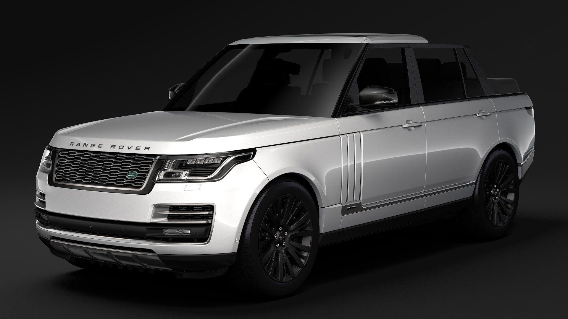 Range Rover Svautobiography Landaule Range Rover Vogue Autobiography Range Rover Team Models