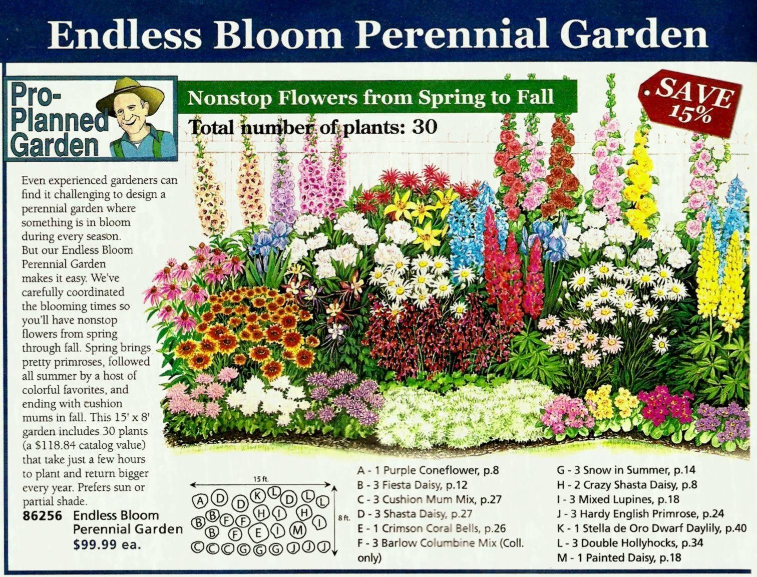 Colorado Perennial Garden Layout Perennial Garden Layout Planner