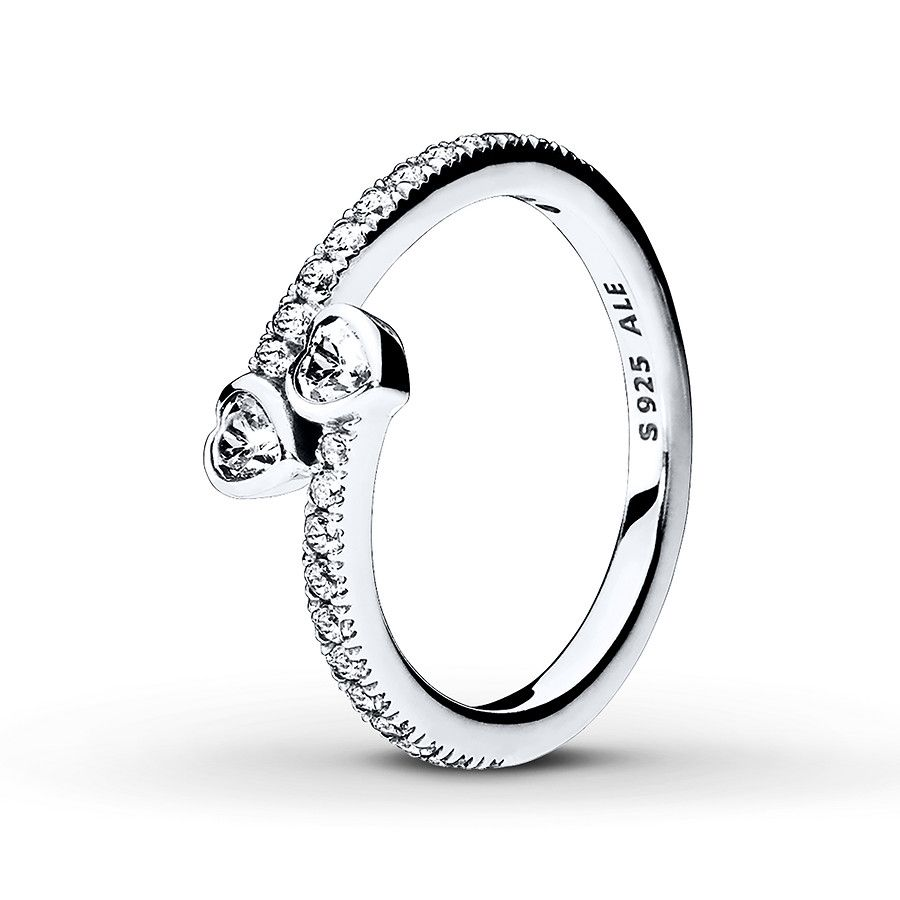 0436f6e44 Pandora Ring Forever Hearts Sterling Silver in 2019 | Jewelry ...