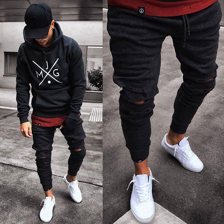 18 Urbano outfit para hombres
