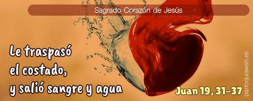 Juan 19 31 37 Parroquiaweb Evangelio Del Dia Sagrada Escritura Evangelio