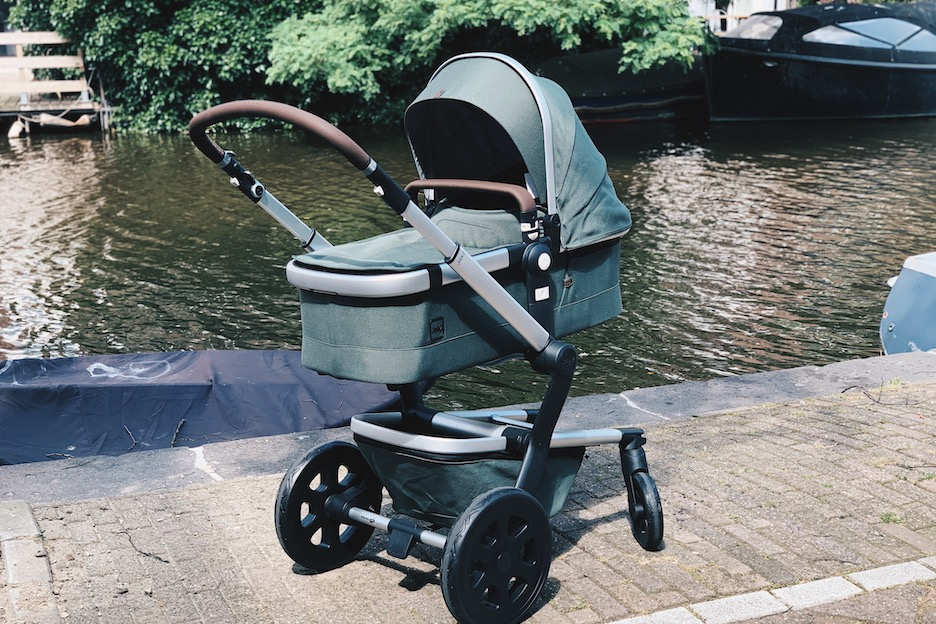 Review Joolz Day 3 Marvellous Green Baby strollers