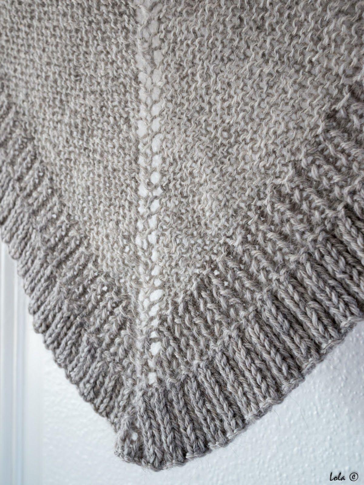 Comment tricoter une echarpe avec la laine lola   Espaceflirey d97345f483d