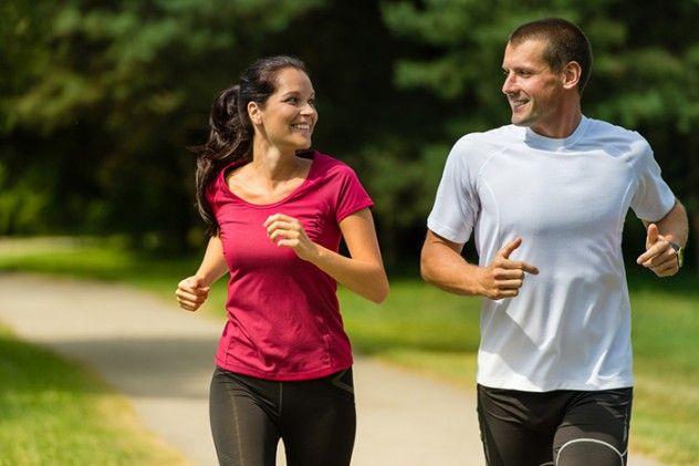 dating running