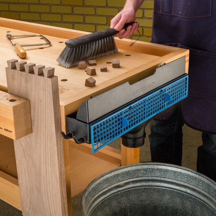 Photo of Dust Right® Bench Sweep