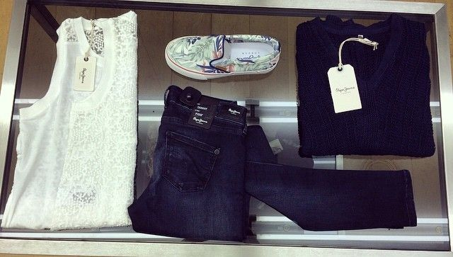 size 40 c5a66 316dd PEPE JEANS LONDON ABBIGLIAMENTO DONNA by basic.varese ...