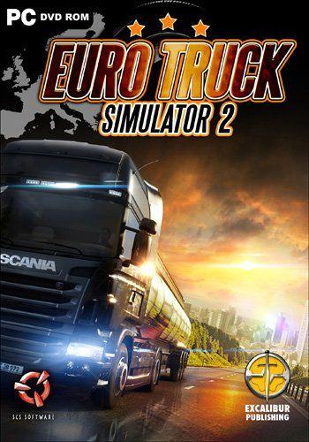 Amazon com: Euro Truck Simulator 2 [Download]: Video Games
