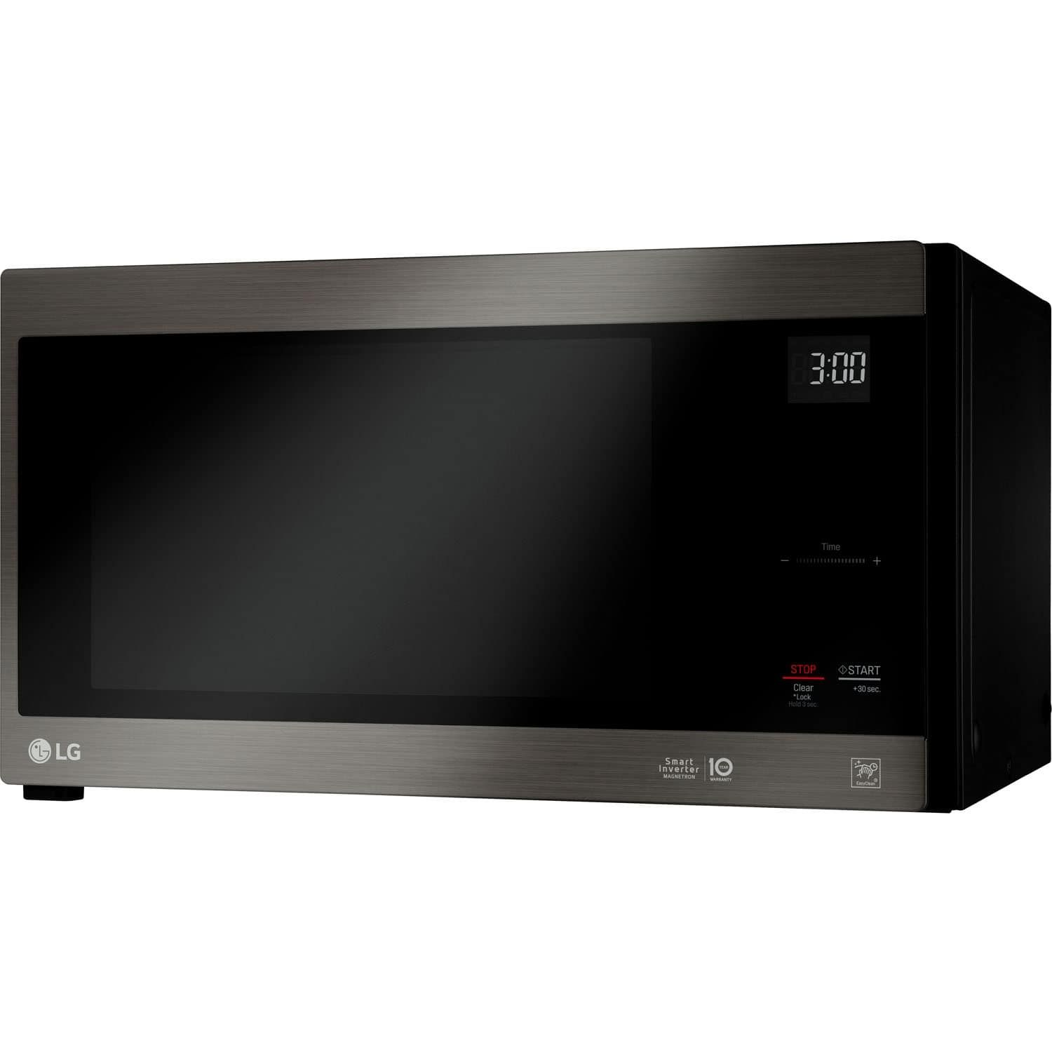 Lg Lmc1575bd 1 5 Cf Neochef Countertop Microwave Black Stainless