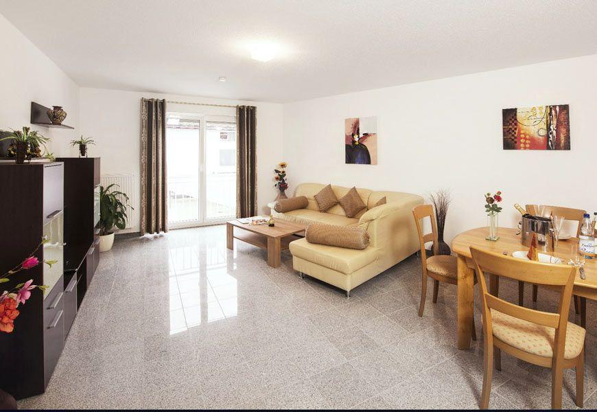 Komfortable eingerichtete Apartments mit WLAN, SAT TV