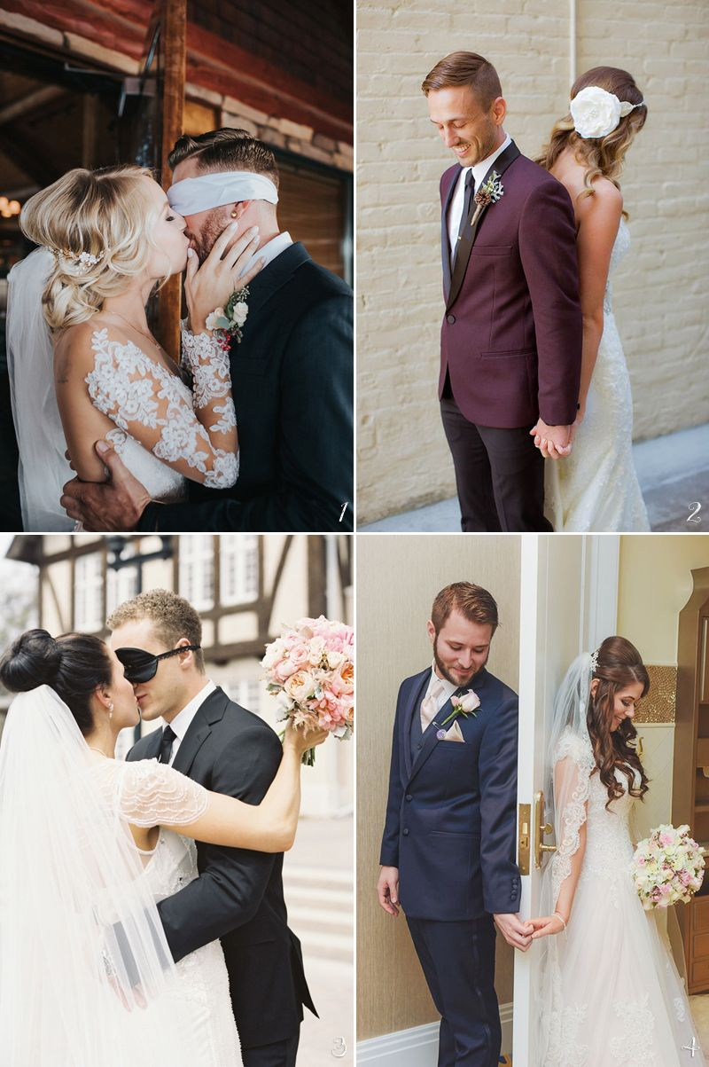 Creative First Look Approaches 5 Ways To Make The Most Of Your First Look Wedding Photography Bride Bride Groom Photos Wedding Photoshoot