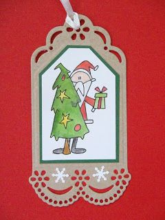 Kika's Designs : Christmas in July! - Day3