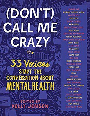 Ya books about mental illness