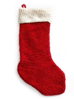 Free Crochet Handmade Holiday Stocking Pattern Free Crochet