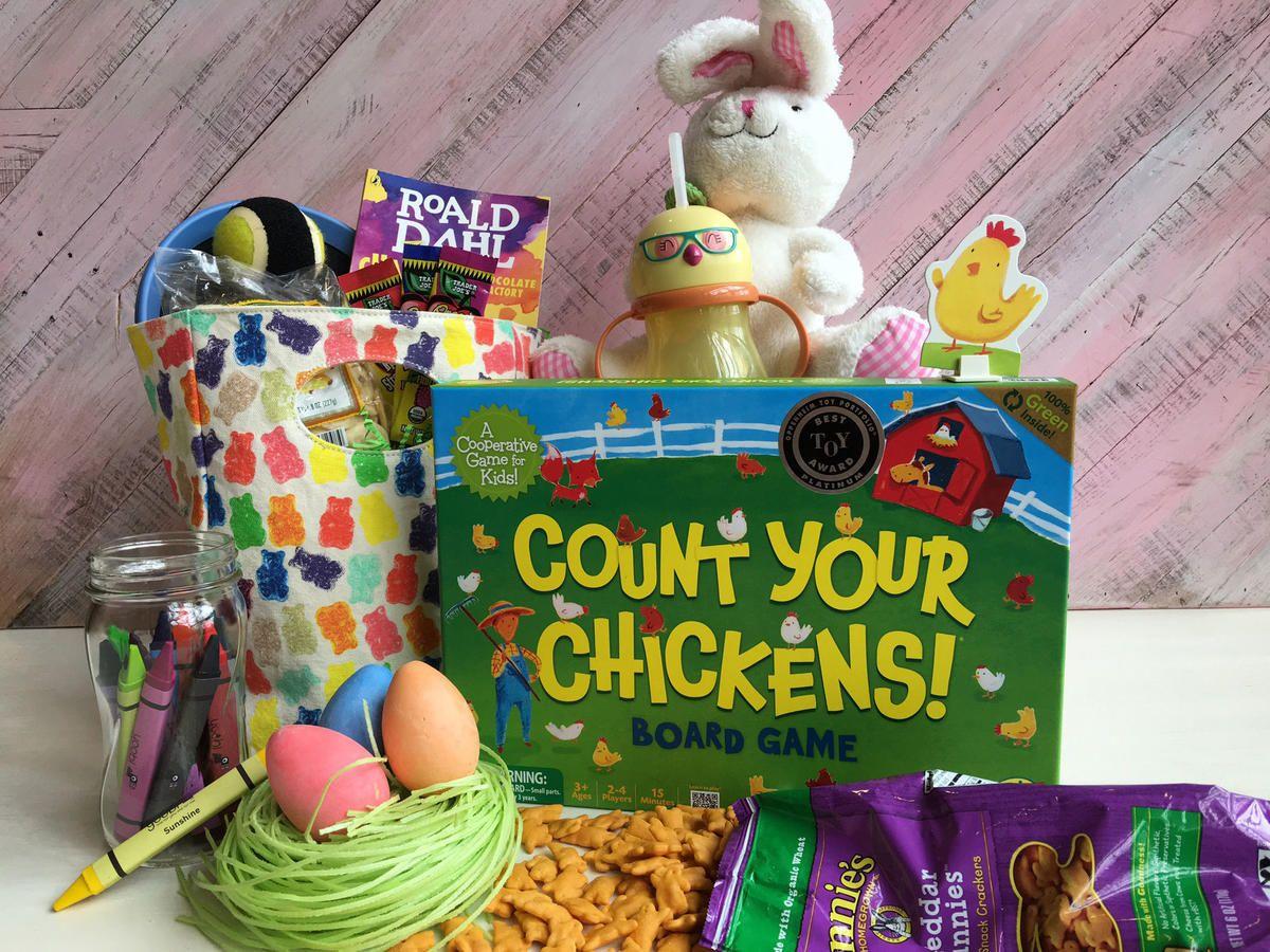 45 Brilliant Ideas For A Healthier Easter Basket Healthy Easter Healthy Easter Basket Easter Baskets