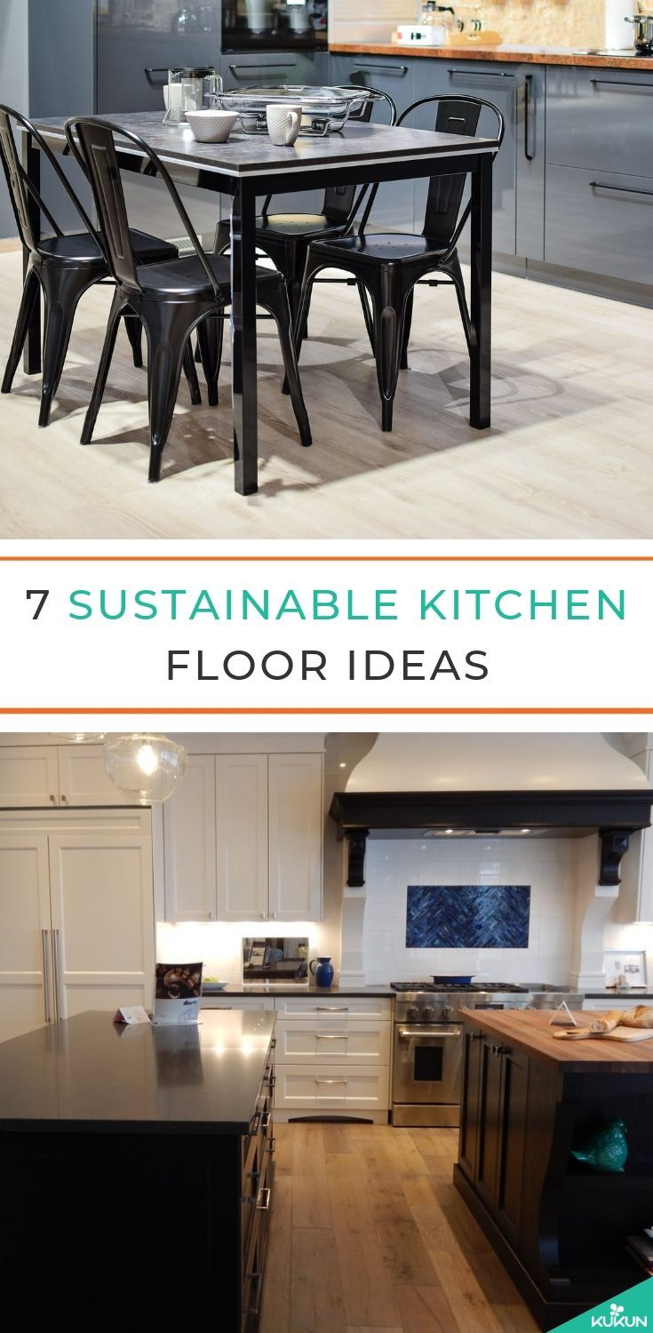 Seven Sustainable Kitchen Floor Ideas to Consider
