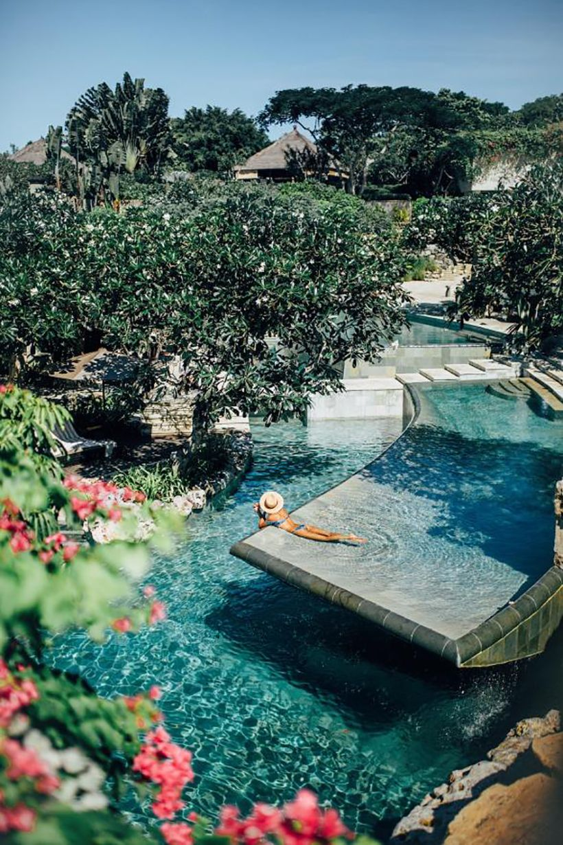 The 10 Best Hotel Pools In The World Beautiful Pools Outdoor