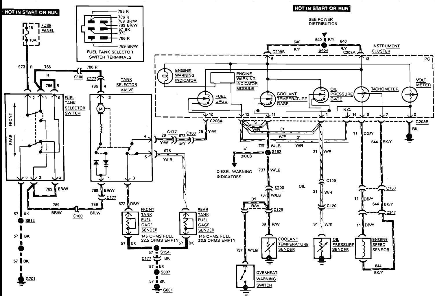 1985 Ford F 250 Alternator Wiring Diagram
