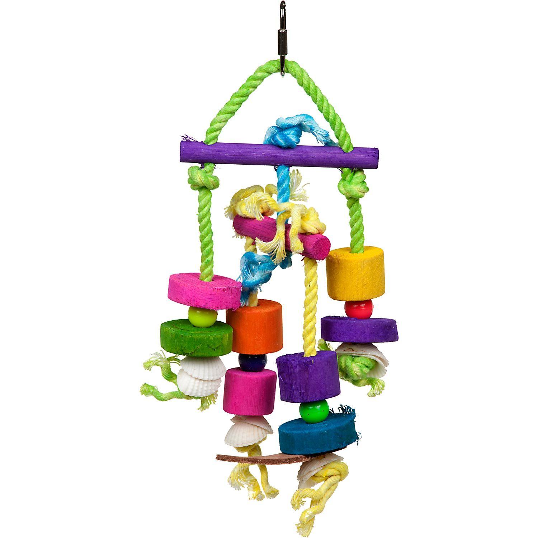 Prevue Bodacious Bites Buffet Bird Toy Bird toys, Parrot