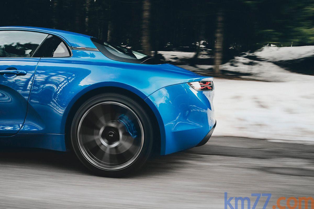 Km77 Com Alpine A110 Premiere Edition Premiere Edition Coupe