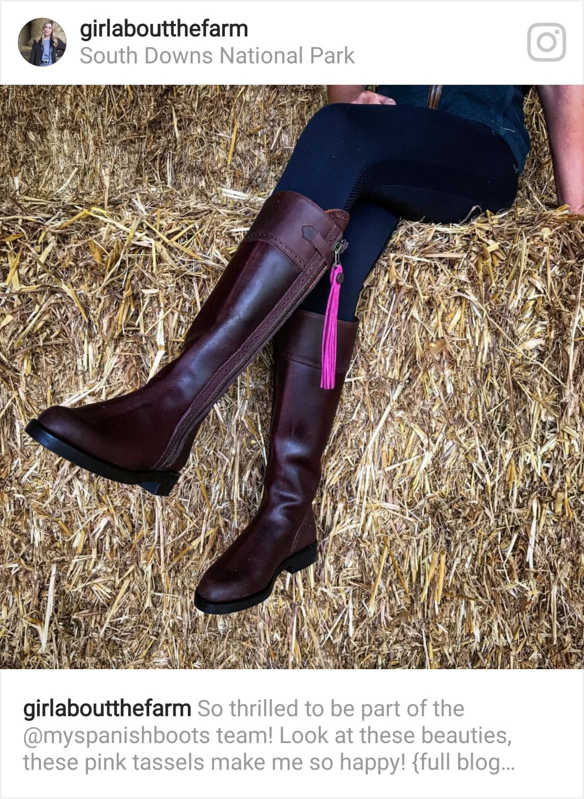 Boots, Riding boots, Spanish riding boots
