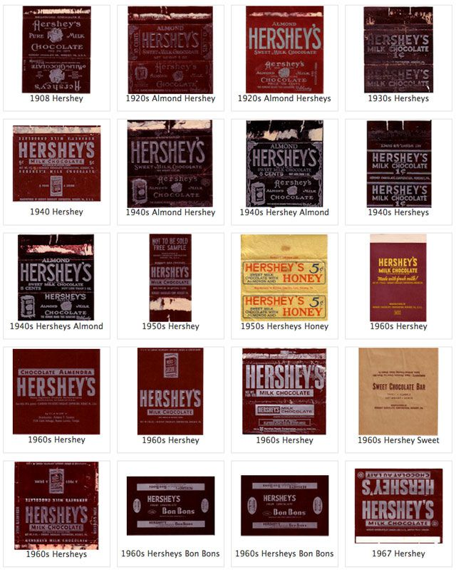 17 Best images about candy bar wrappers on Pinterest | Parks ...