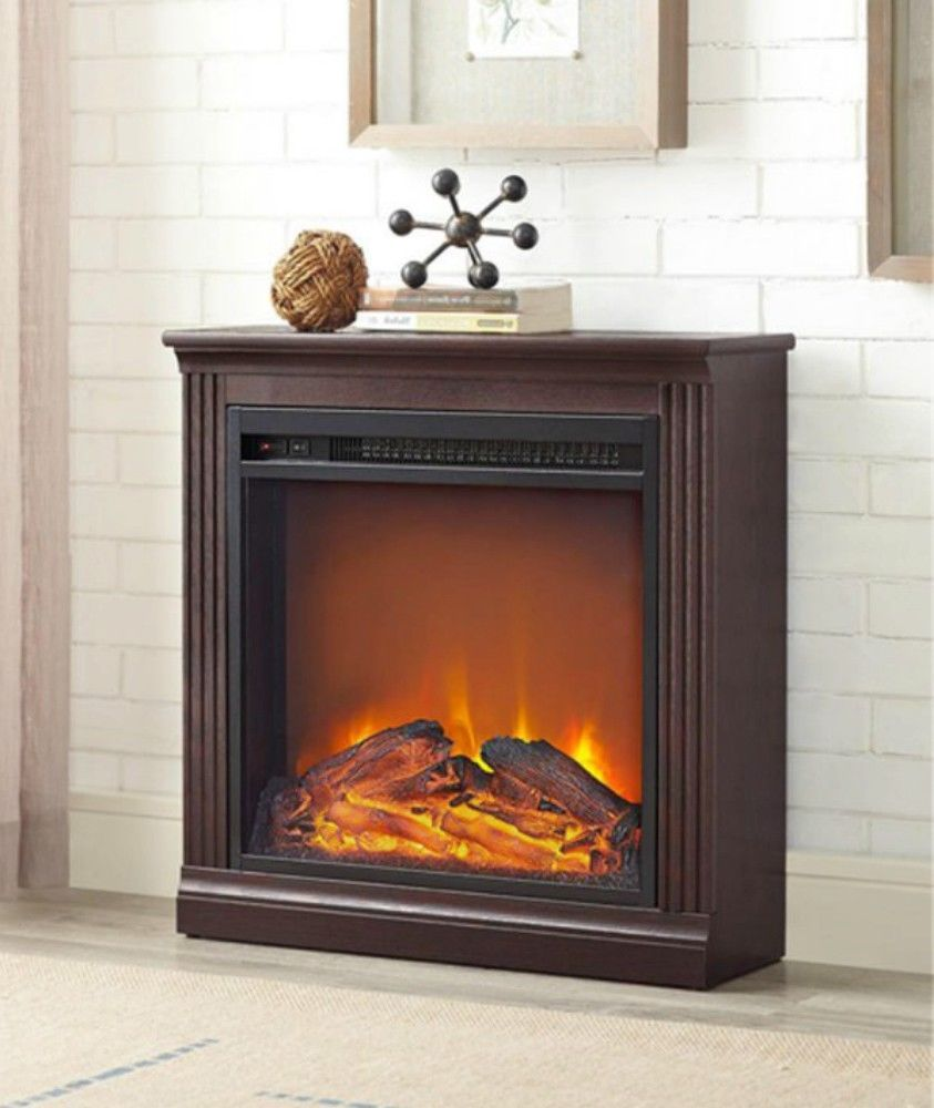 Cherry Fireplace Mantels Electric Fireplace Mantel Cherry Wood Mantle Stand Ventless Heater