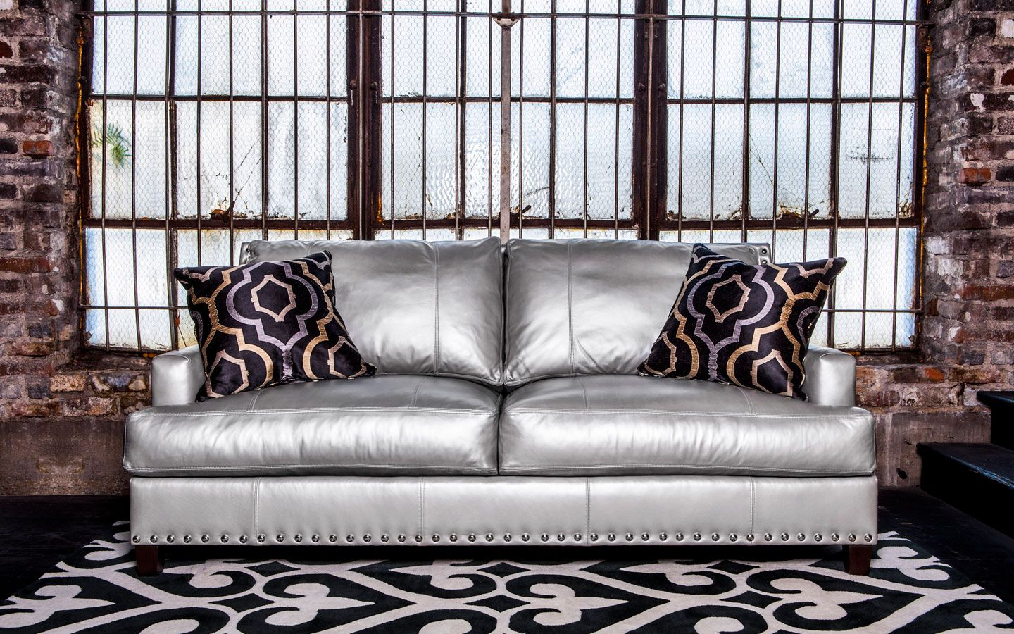 Linkin Sofa In Leather Your Can Order And Have It 35 Days Made America Visit Us At Shealeigh S
