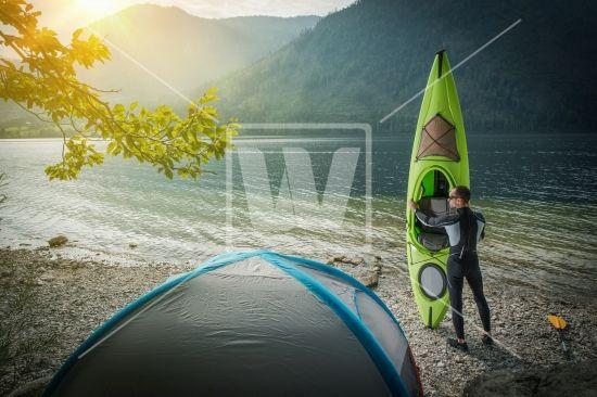 Kayak Tour Preparation