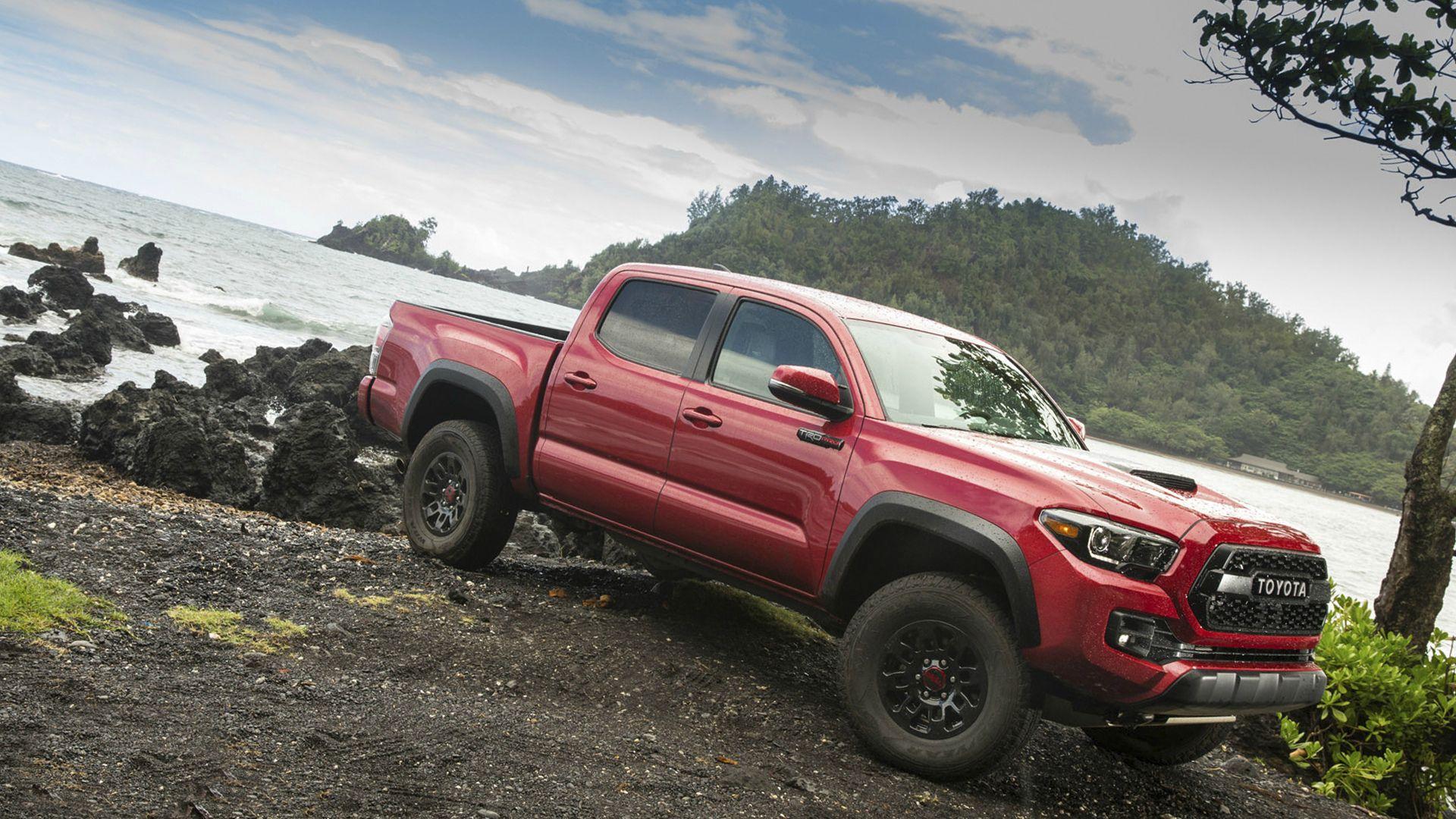 New 2019 Toyota Tacoma Wallpaper Hd Desktop Toyota Of Riverside