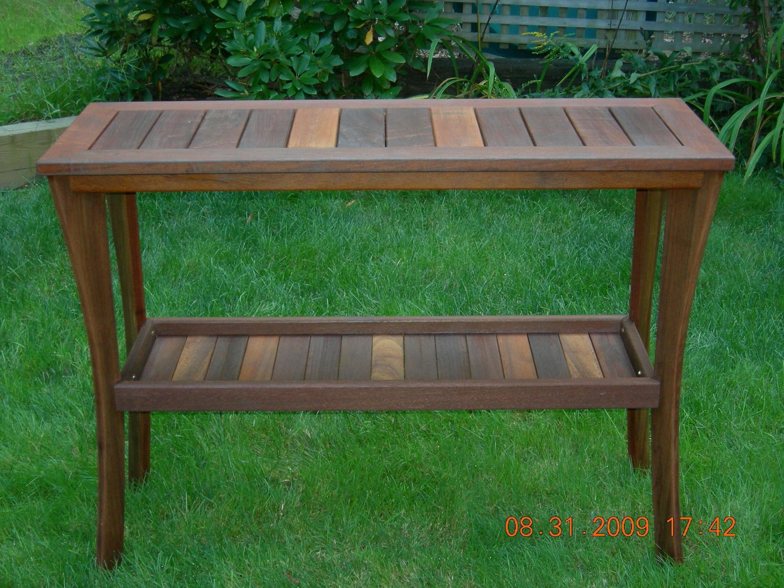 outdoor serving table or i d like it