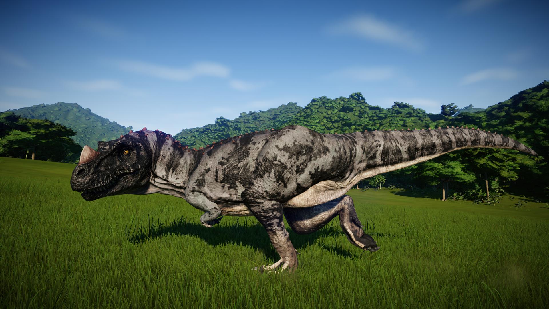 Ceratosaurus Jurassic Park World Jurassic World Jurassic Park Series