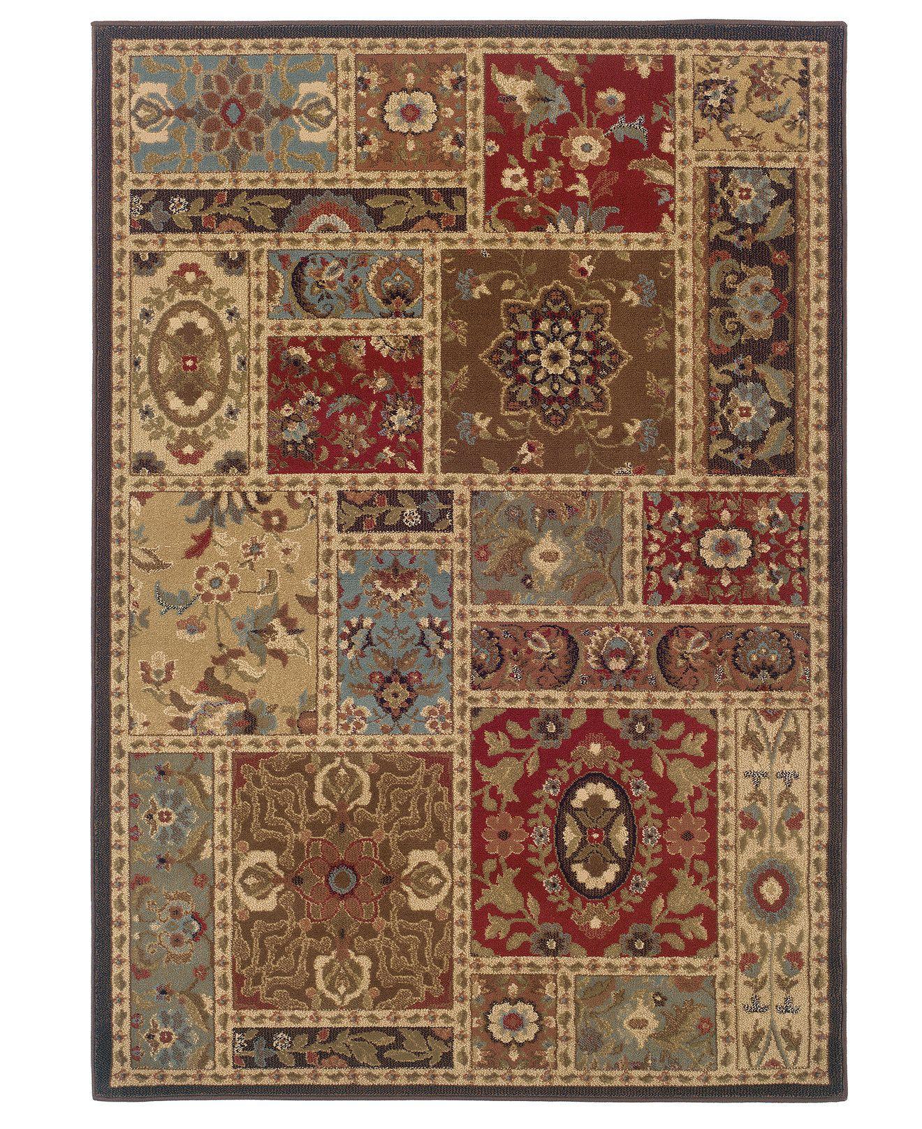 Oriental Weavers Area Rug Yorkville 1716c 2 X 7 6