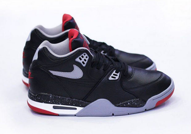 cafc9399724 ... uk availability 0f81c a32e3 The Nike Air Flight 89 Inspired By The Air  Jordan IV That ...
