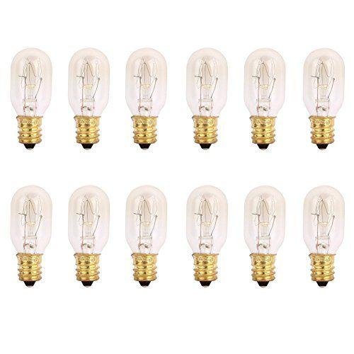 Tgs Gems 25 Watt Himalayan Salt Lamp Light Bulbs Incandescent Bulbs E12 Socket 12pack Us 10 99 Fr Himalayan Salt Lamp Salt Lamp Natural Himalayan Salt Lamp