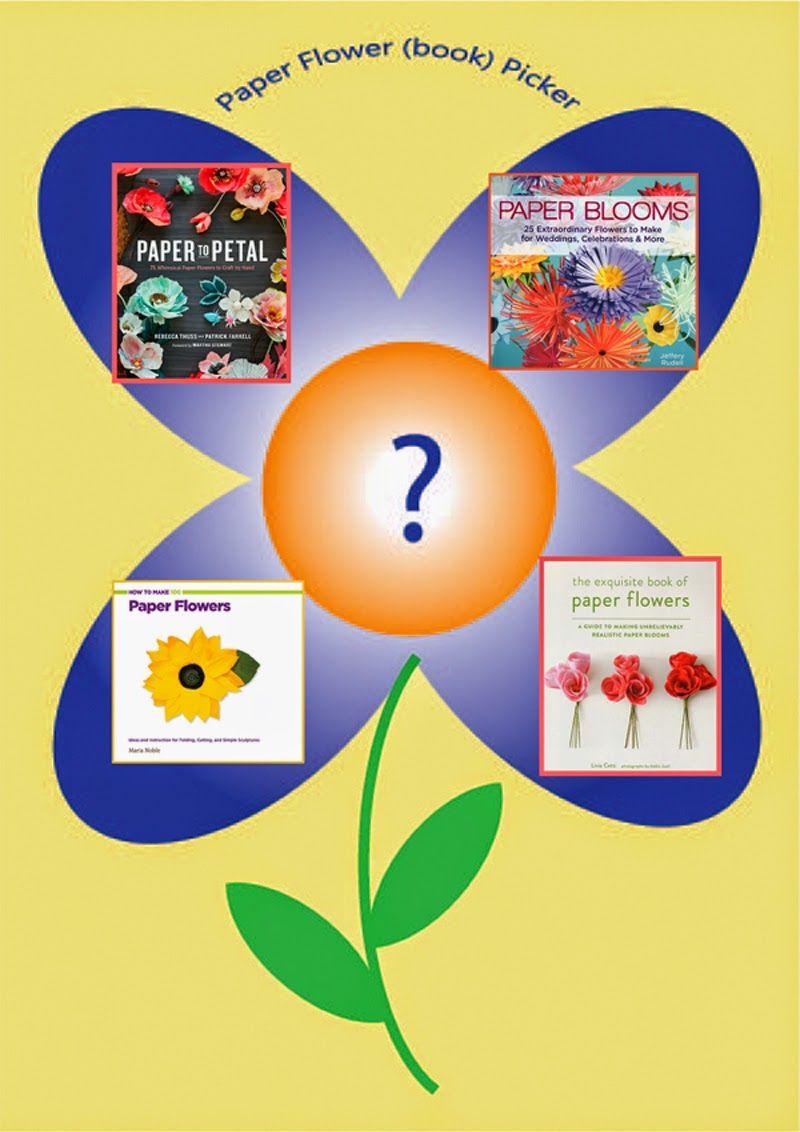 Paper flower books pinterest flower making books and craft books paper flower books how to choose httpthepapercraftpostspot201404paper flower booksml mightylinksfo