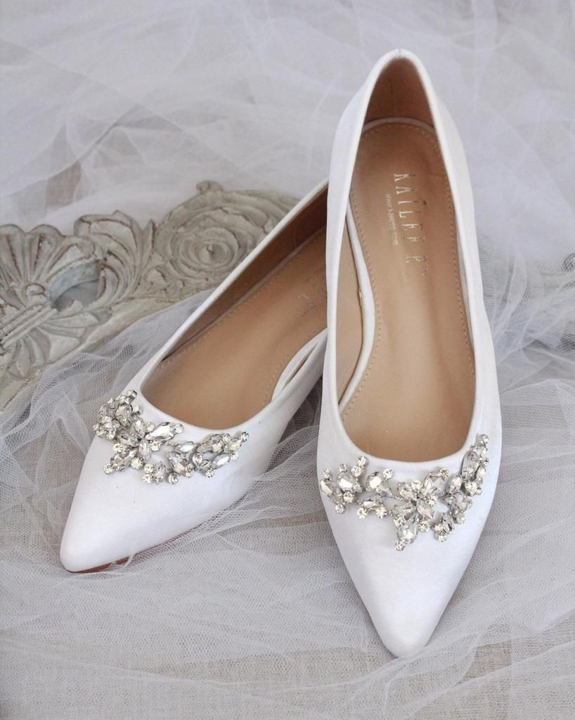 Kailee P Shoes Accessories Women Kids Wedding And Party Shoes Womens Wedding Shoes Bridesmaid Shoes Wedding Shoes Flats