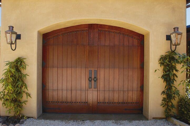 Resultado de imagen de como hacer una puerta de madera para garage ...