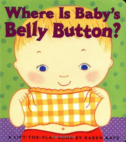bestseller books online where is baby s belly button a lift the