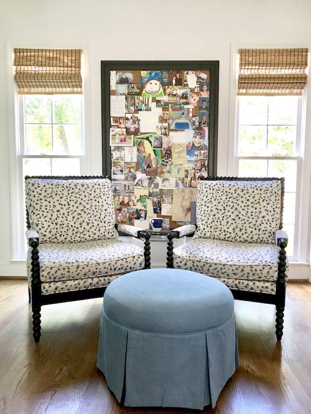 Kitchen Sitting Rooms Designs: Quick Change: Our Kitchen Sitting Area