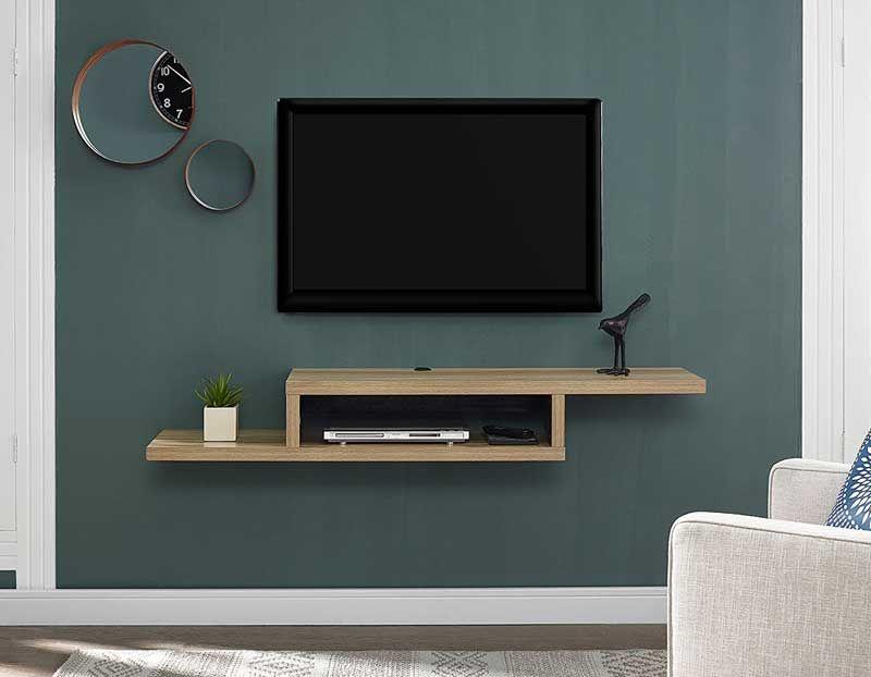 Modern Floating Tv Units Vurni Shelves Under Tv Floating
